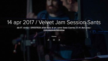 Jam Session del 14 abril 2017
