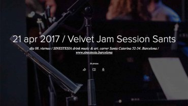 Jam Session del 21 abril 2017