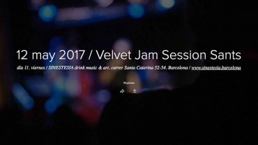 Jam Session del 12 de mayo 2017