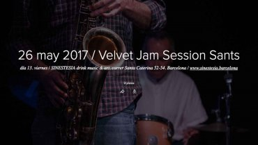Jam Session del 26 de mayo 2017