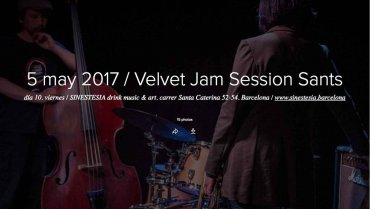 Jam Session del 5 de mayo 2017