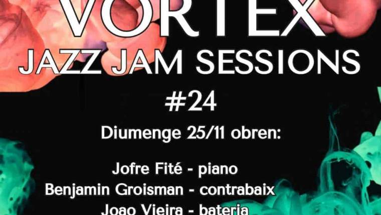Vortex Jazz Jam Session #24