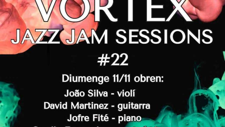 Vortex Jazz Jam Session #22