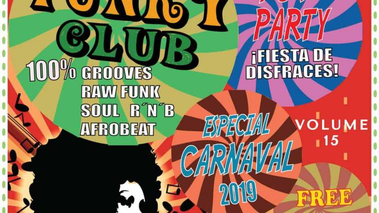70´s Party Funky Club