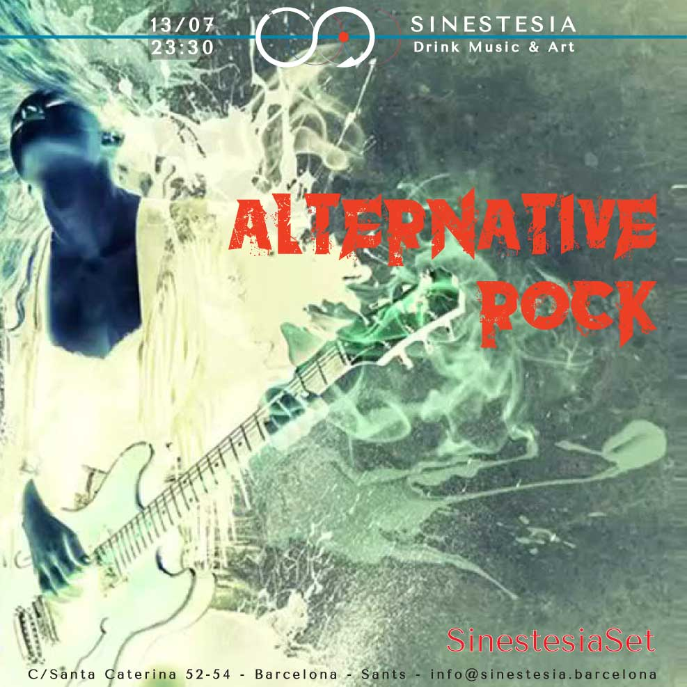 alternative-rock 5