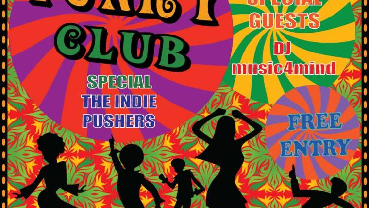 Funky Club – The Indie Pushers.