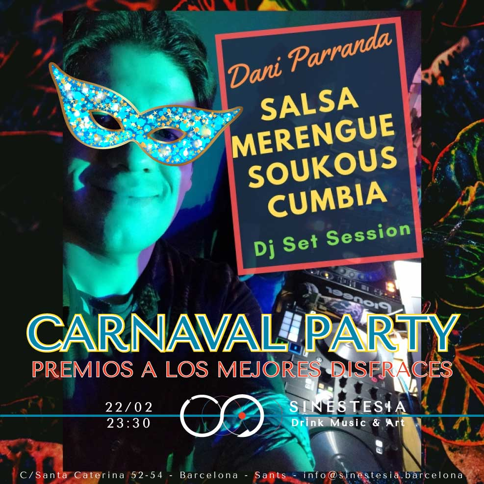 carnaval party