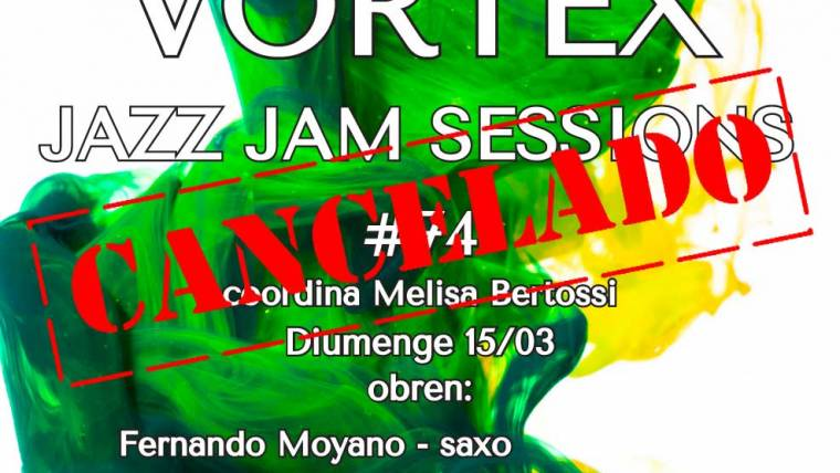 Vortex Jam Session 74